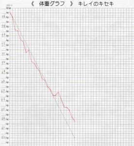 H.Nさんグラフ